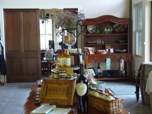 Bogle tasting room