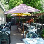 Freeport Bar & Grill outdoor patio
