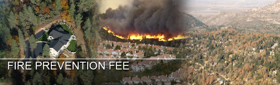 fire prevention fee