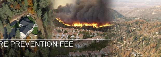 fire prevention fee